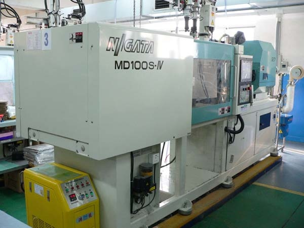 Niigata All-Electrics Precision Machine