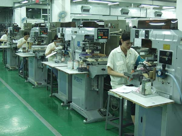 Pad Printing Line